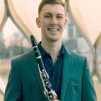 Joint Student Recital:  Jesse Bruer, clarinet and Emily Margevich, soprano