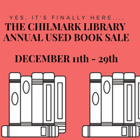 Chilmark Library Used Book Sale