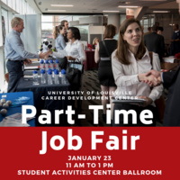 Part-Time Job Fair