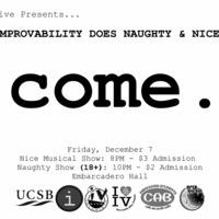 Improvability – Musical Show/Naughty Show