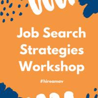 Job Search Strategies Workshop