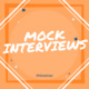 One-on-One Mock Interviews