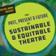 Past, Present and Future of Sustainable and Equitable Theatre