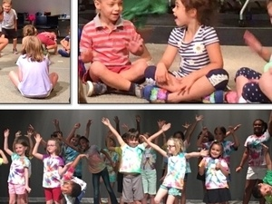 Crickets: Music & Play Class for 4 to 6 Year Olds!
