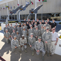 Aerospace Studies (Air Force ROTC)