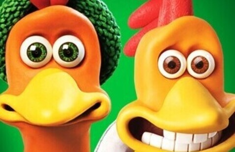 Free Family Flicks - Chicken Run