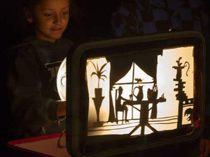 Miss Angie's Magical Shadow Theater