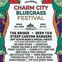 Charm City Bluegrass 2019!