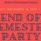 End of Semester Party