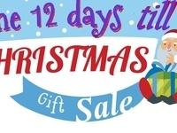 12 Days till Christmas sale