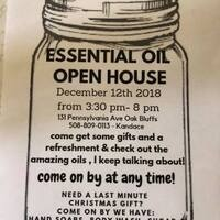 Open House: Essential Oil