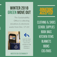 Green Move Out Begins
