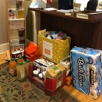 Food Drive for Reed's Community Pantry