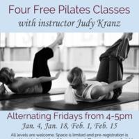 CLASS FULL - Pilates Class