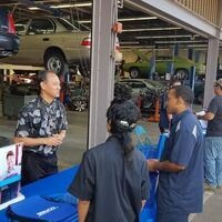 Automotive Technology Job Fair