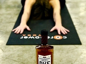 Yoga and Whiskey