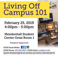 Living Off-Campus 101