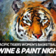 Women's Basketball Wine and Paint Night
