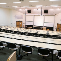 Leraas Lecture Hall – Rieke Science Center