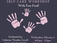 Take Care of You! Mental Health & Self-Care Workshop!