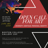 Call for Artworks: diversity, heritage, and personal identity