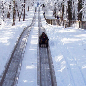 Tobogganing and Winter Activities: Outdoor Program Trip