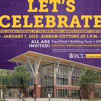 Main Campus Student Center opens
