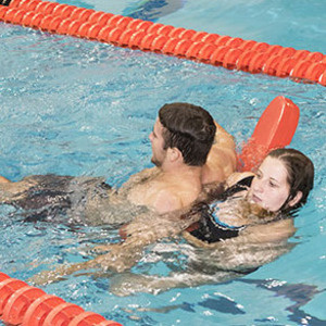 Lifeguard Courses Offered at the Student Recreation Center