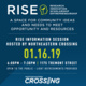RISE info session at Northeastern Crossing
