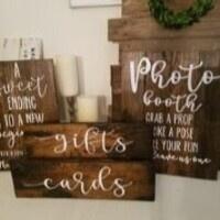 DIY - Wood Pallet Painting