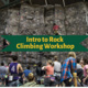 Intro to Rock Climbing Workshop