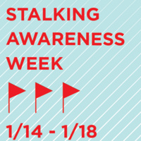 Resource Fair: Stalking Awareness Week