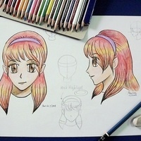 An Introduction to Drawing in the Manga-Anime Style