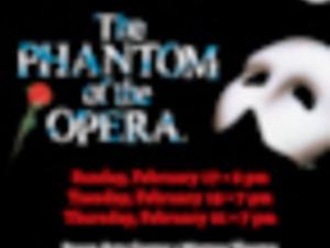 The Phantom of the Opera - Presented by Beth Tfiloh High School