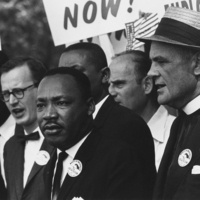 Martin Luther King Jr civil rights march