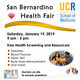 San Bernardino Health Fair