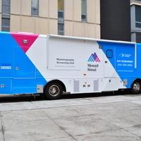 CANCELLED: Mobile Mammography Van/Mamografía Móvil