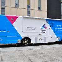 Mobile Mammography Van/Mamografía Móvil: IFH 17th Street