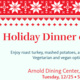 Holiday Dinner on Campus
