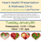 Heart Health Talk & Wellness Clinic