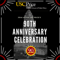 USC Price's 90th Anniversary Celebration