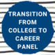 Career Development Institute: Transition from College to Career