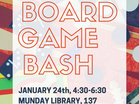 Board Game Bash