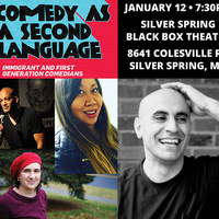 Comedy as a Second Language