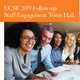 UCSF 2019 Follow-up Staff Engagement Town Hall