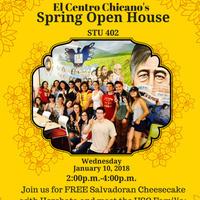 El Centro Spring Open House