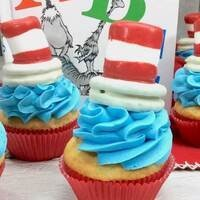 Celebrate Dr. Seuss @ Your Library:  Kooky Kupcakes!