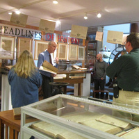 St. Louis Mercantile Library Tour