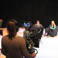 TV Studio Teleprompter Workshop