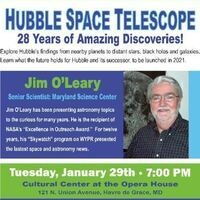 Shank Lecture Series: Hubble Telescope
